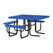 (ADA - 1 Chair) SuperSaver™ Commercial Square Picnic Table