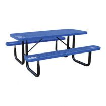 SuperSaver™ Commercial Rectangular Picnic Tables