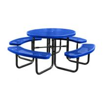 The City™ Series Round Picnic Tables