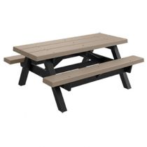 BarcoBoard™ A-Frame Picnic Tables
