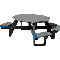 Octagon Wheelchair Accessible Tables