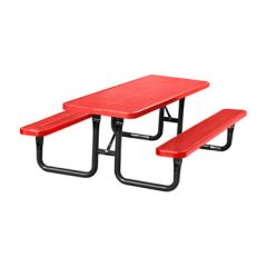 The City™ Series Rectangular Picnic Tables