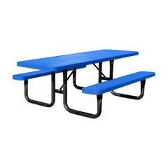 The City™ Series Rectangular ADA Picnic Tables