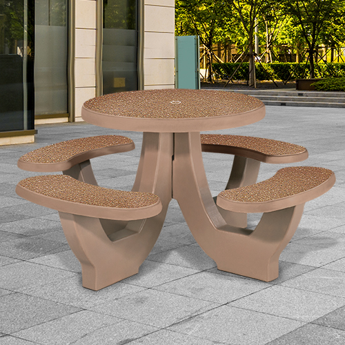 Bayside Concrete Round Table